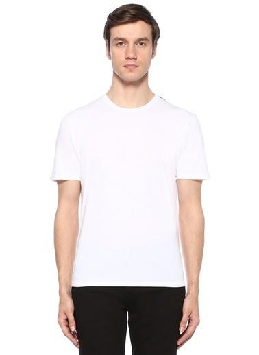 7 For All Mankind Tişört Beyaz